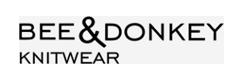 logo - SWETER Z DEKOLTEM W SEREK – KHAKI