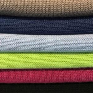 Narzutki kolorowe BEE AND DONKEY Knitwear